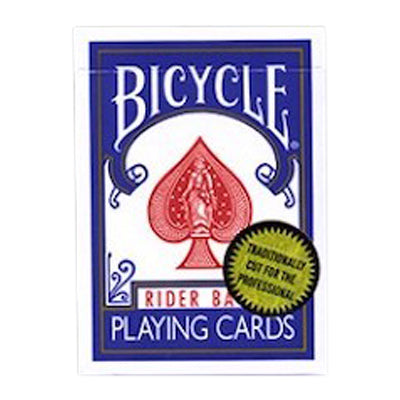 Bicycle Playing Cards - Gold Standard - Blue