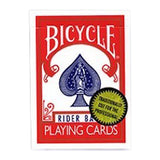 Bicycle Playing Cards - Gold Standard - Red