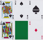 NOC Playing Cards - Original Series - Green