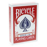 Bicycle Playing Cards - Supreme Line - Red