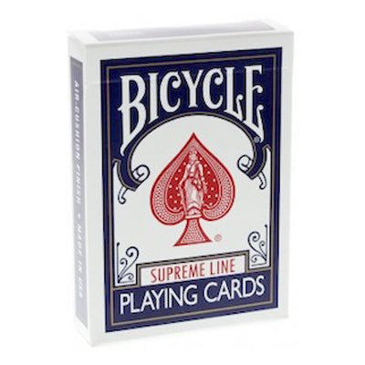 Bicycle Playing Cards Supreme Line - Blue - 52 Wonders Playing Cards Spielkarten Bicycle Fontaine Anyone Orbit Butterfly