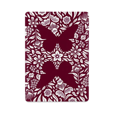 Butterfly Playing Cards - Refill-Red - 52 Wonders Playing Cards Spielkarten Bicycle Fontaine Anyone Orbit Butterfly