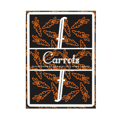 Fontaine Playing Cards -  Carrots V2