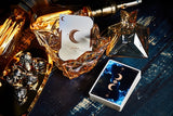 Luna Moon Playing Cards - Deluxe Blue