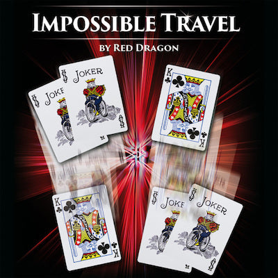 Impossible Travel Playing Cards