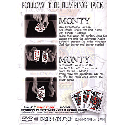 Card Trick Follow The Jumping Jack - 52 Wonders Playing Cards Spielkarten Bicycle Fontaine Anyone Orbit Butterfly