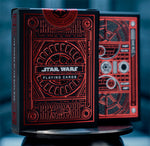 Star Wars Playing Cards - Red