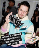 Fontaine Playing Cards X RipnDip
