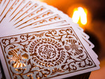 Regalia Playing Cards - White