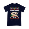 Beagle Merry Xmas Ugly Christmas T-shirt XL - Piscentlit Stores
