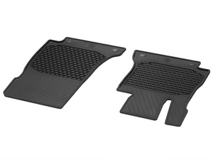 All Weather Floor Mats C-Class 2014-2020 (W205) - Driver's/co-driver's 2-piece