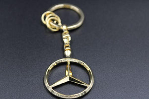 Mercedes-Benz Star key ring