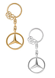 Mercedes-Benz Star Ring Gold / Silver