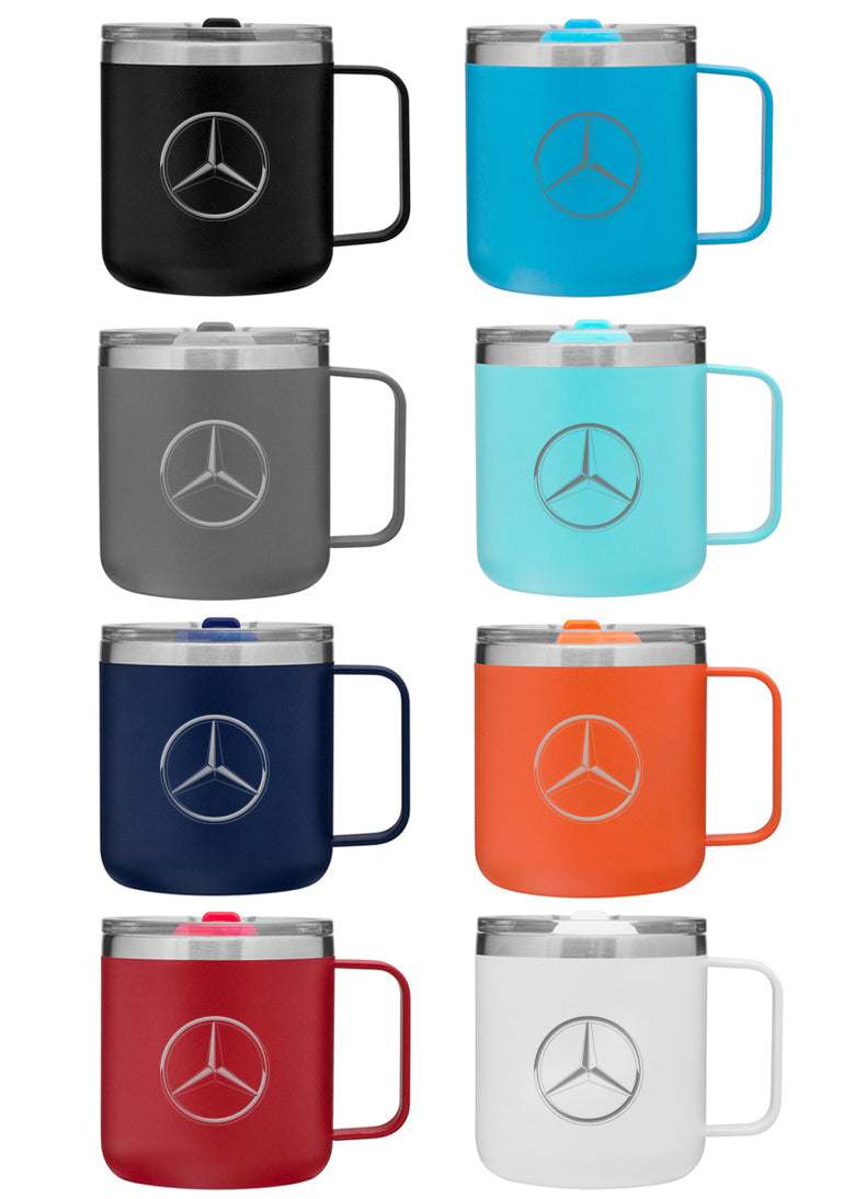 Mercedes-Benz Colorful Travel Mug
