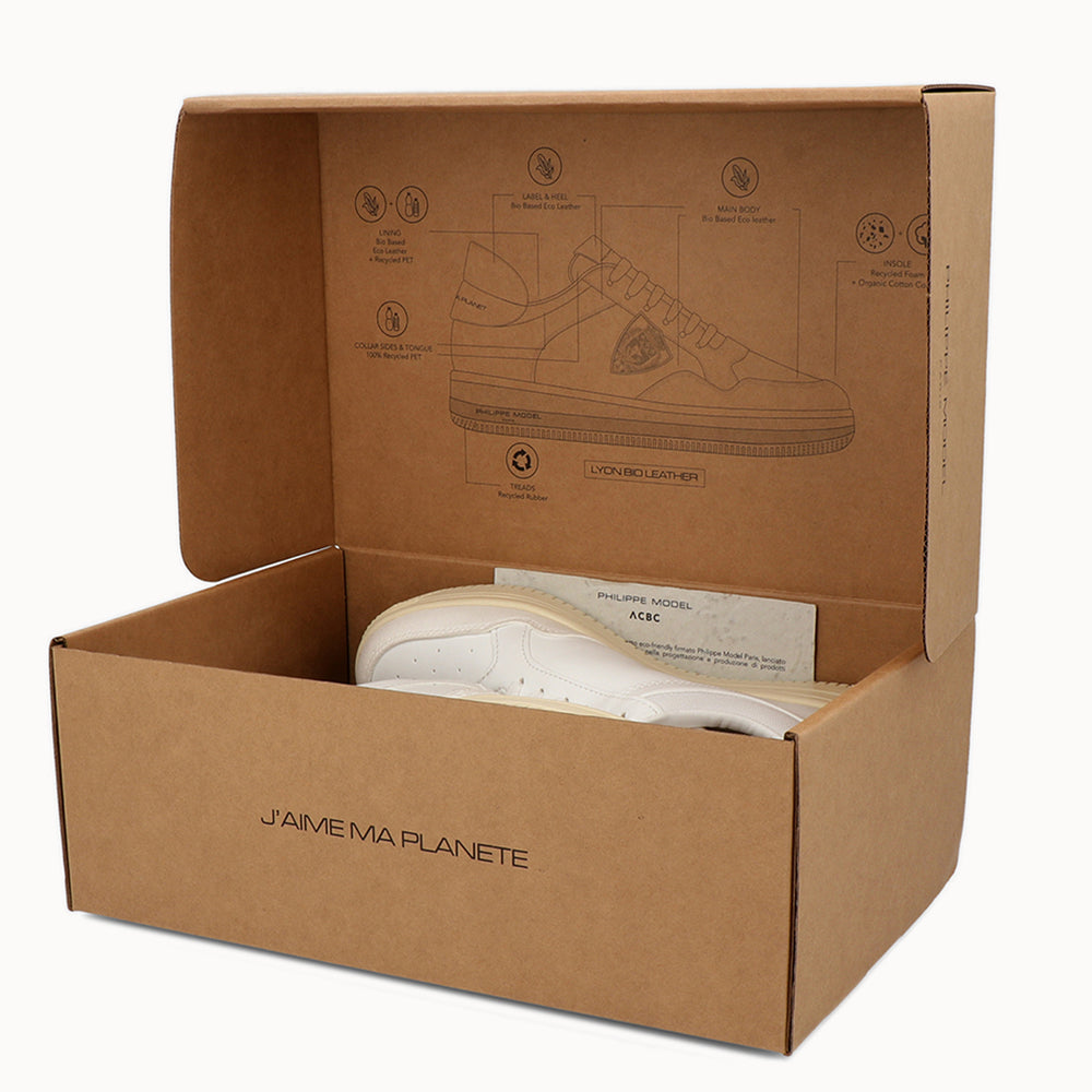 Load image into Gallery viewer, packaging 100% recycled cardboard for Eco-Sustainable Shoes