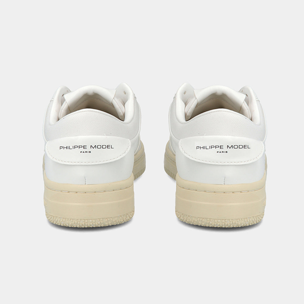Load image into Gallery viewer, The Philippe Model Lyon White Corn Skin Eco-Sustainable Shoes