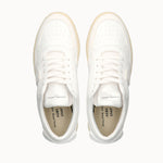Philippe Model Lyon White Corn Skin with ACBC Eco-Sustainable Shoes
