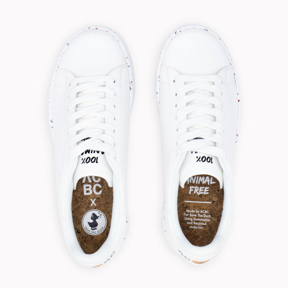 Save The Duck Paw Recycled Pet&Vegan Leather shoes