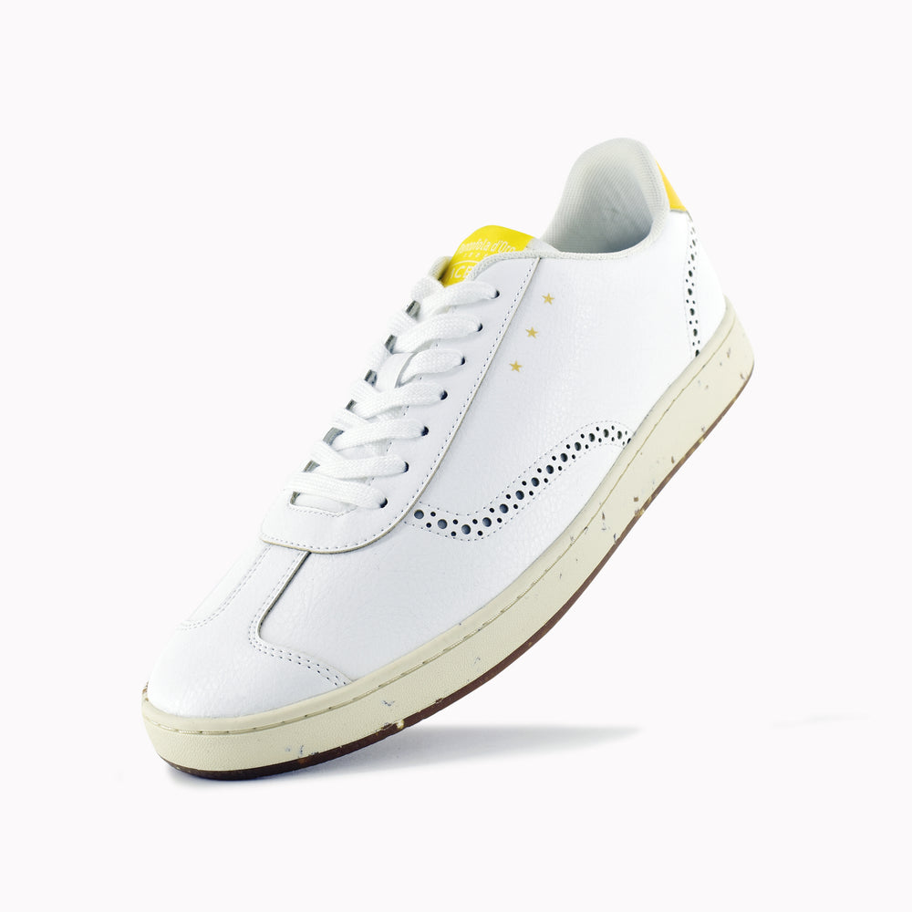 Load image into Gallery viewer, <strong>Pantofola d'Oro</strong><br> R-Golf Yellow Heel