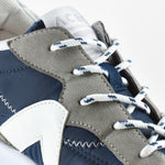 Closure with laces - ACBC Sustainable Shoe
