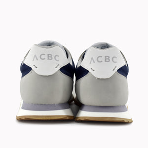 Load image into Gallery viewer, Logo ACBC on the back and on the tab -  Sustainable shoes men's