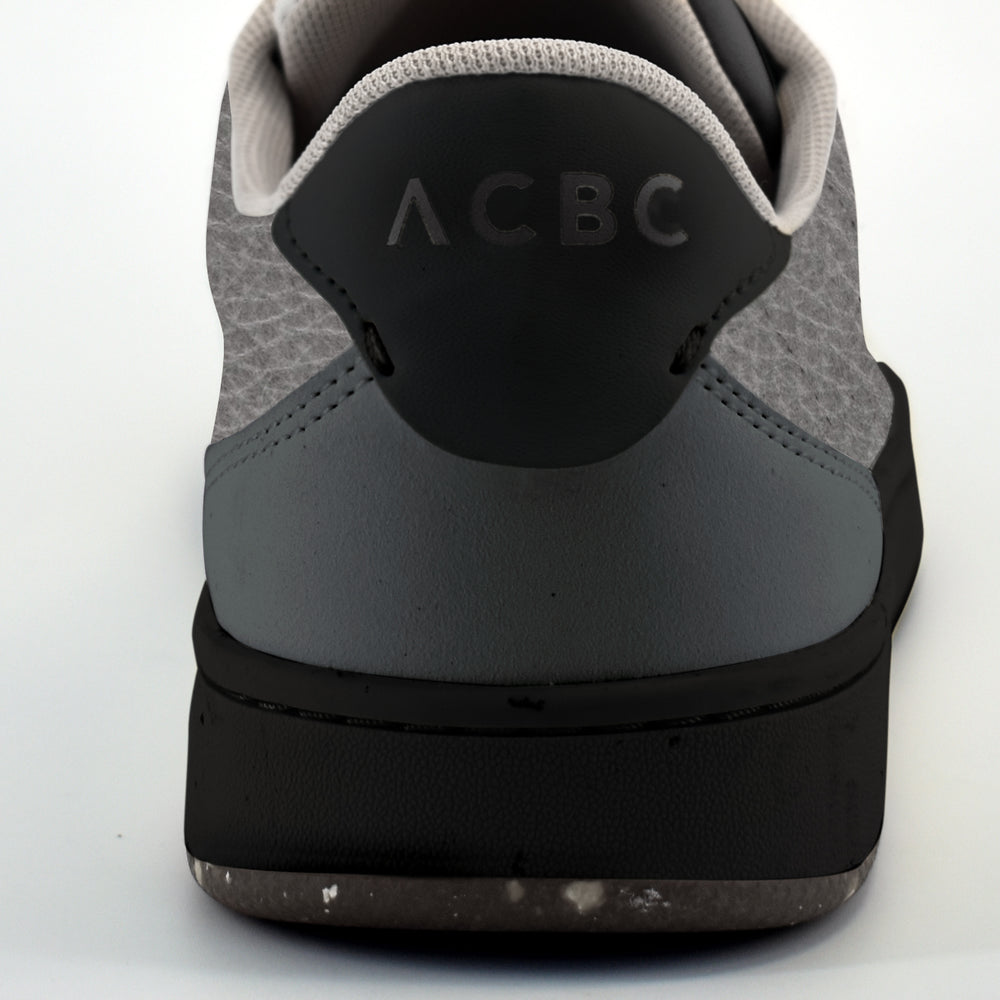Load image into Gallery viewer, unisex casual shoe with ACBC logo on the back