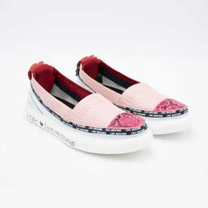 Load image into Gallery viewer, Love Moschino Round toe - ACBC Zip Shoes