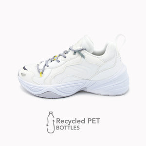 Load image into Gallery viewer, Iceplay Whale White - ACBC Sustainable Shoes