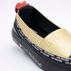 Load image into Gallery viewer, Modular Shoes ACBC - espradrilla Love Moschino