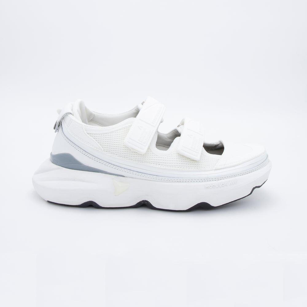 Load image into Gallery viewer, Skin Sandal White