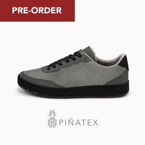 Load image into Gallery viewer, Evergreen Gray Ananas Skin - ACBC Vegan Shoes