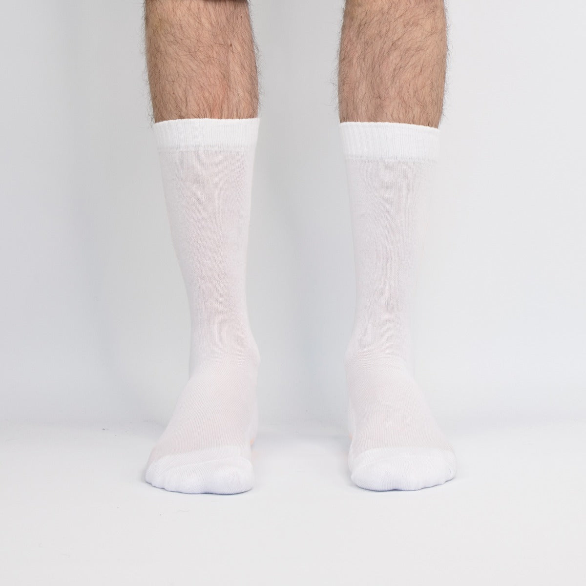 ACBC Socks Logo White Orange