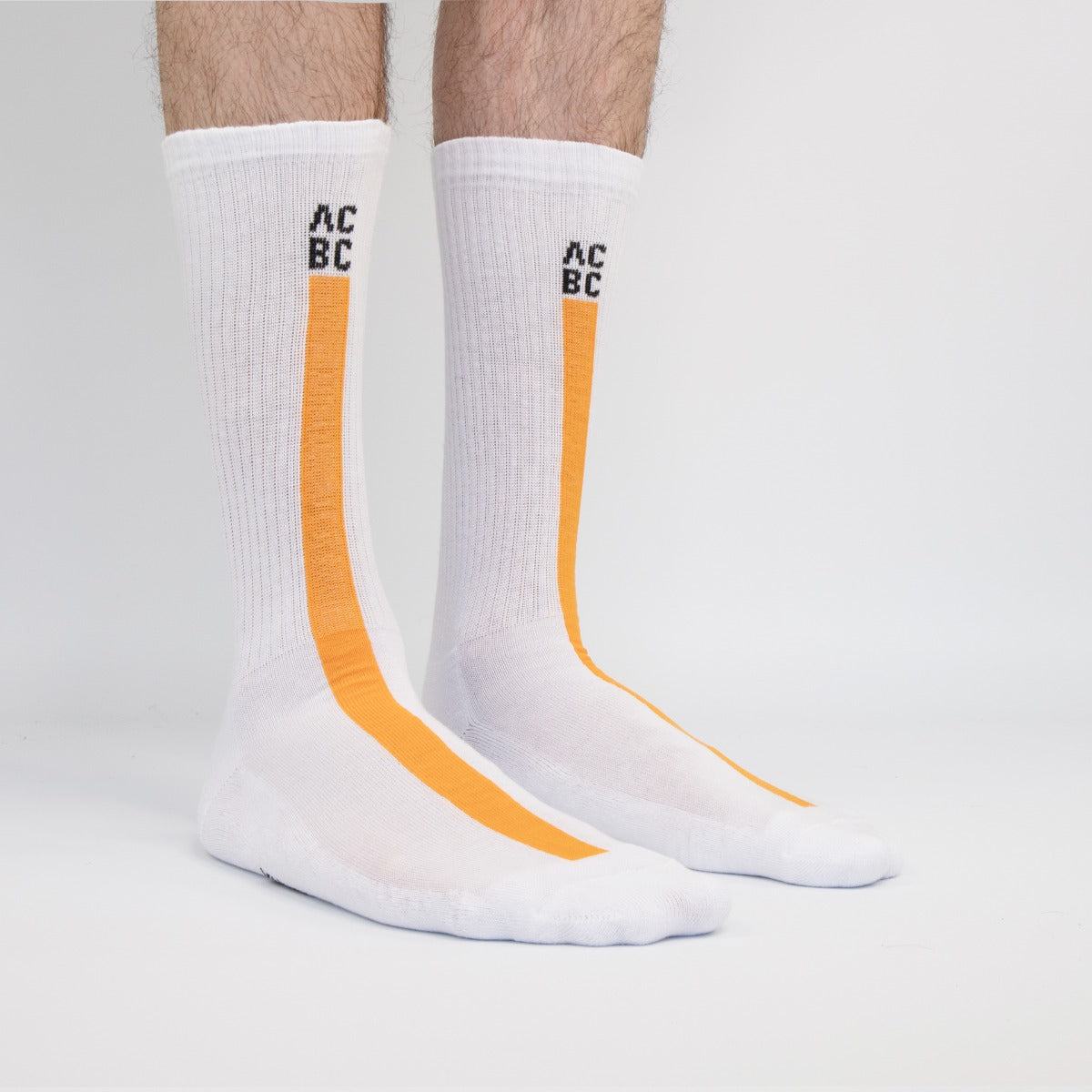 ACBC Socks Line White