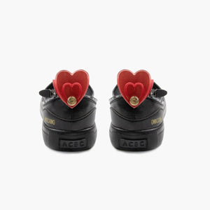 Load image into Gallery viewer, Love Moschino red heart on the heel - ACBC