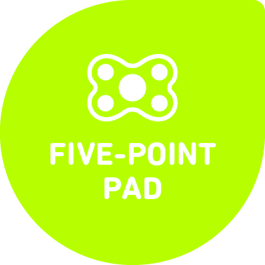 Five Point Pad