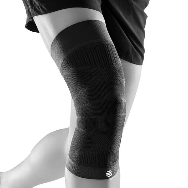 Sports Compression Knee Support - Bauerfeind ANZ