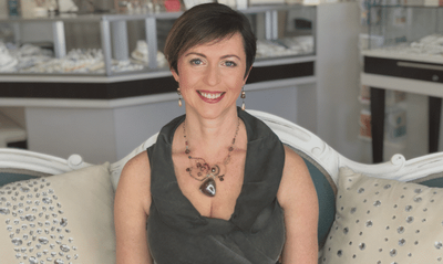 The Story of My Jewelry Business, Anna Balkan Designer Jewelry Gallery