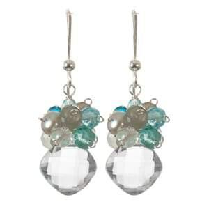 Abby Cluster Earrings - Anna Balkan