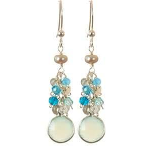 Misha Earrings - Anna Balkan