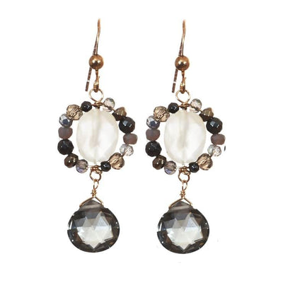 Elegant Paris Classic Earrings-Anna Balkan