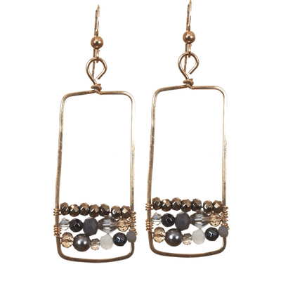 Paris Boho Earrings - Anna Balkan
