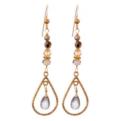 Julie Cage Earrings - Anna Balkan