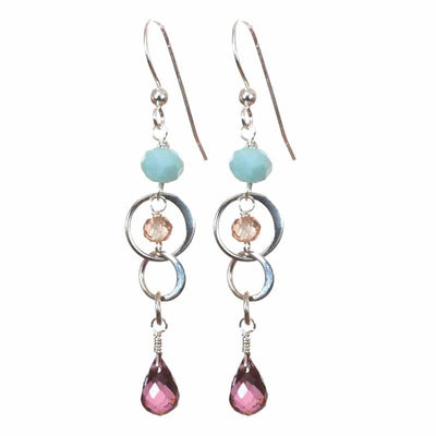 Fun Everyday Drop Earrings (Copy) - Anna Balkan