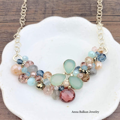 Ray Branch Necklace - Anna Balkan