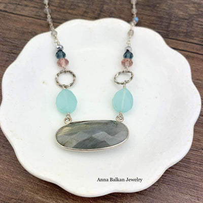 Rhea Necklace - Anna Balkan