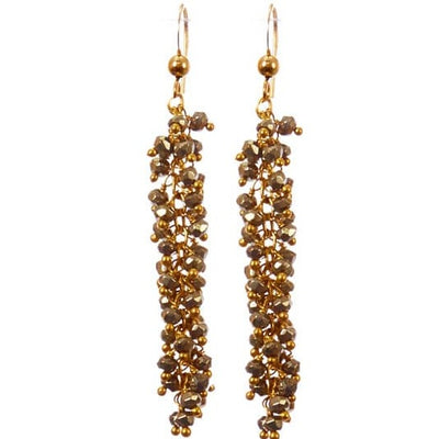 Riley Tailfeather Earrings-Anna Balkan