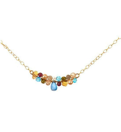 Samantha Layering Necklace - Anna Balkan