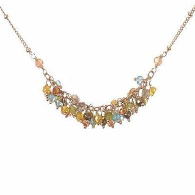 Riley Tailfeather Necklace-Anna Balkan