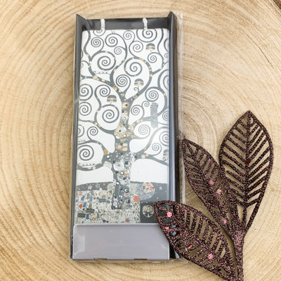 Tree of Life by Klimt candle