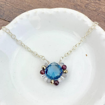 Classic Elegance Necklace-Anna Balkan